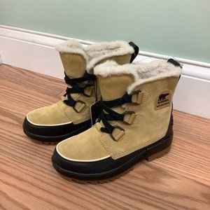 Sorel | Women's Winter Boots | Curry